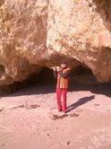 John Kruth in Malibu (photo by Marilyn Cvitanic)