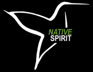 THE NATIVE SPIRIT FOUNDATION  logo(WHITE)