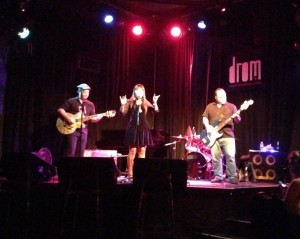 Photo by Ancelmo James (Live @ Drom, August 9, 2013)