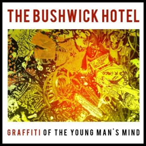 Bushwick Hotel CD cover