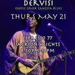 DERVISI poster