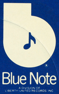 Blue Note Rec logo