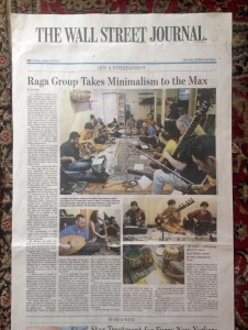 BRM in the Wall Street Journal