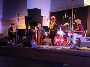 The Hamiet Bluiett Quartet