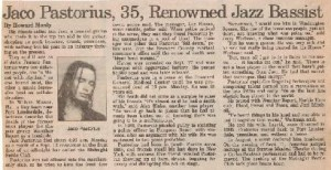 jaco article