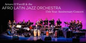 Arturo O'Farrill & Afro Latin Jazz Orchestra