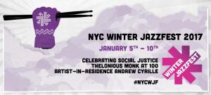 NYC Winter JazzFest 2017