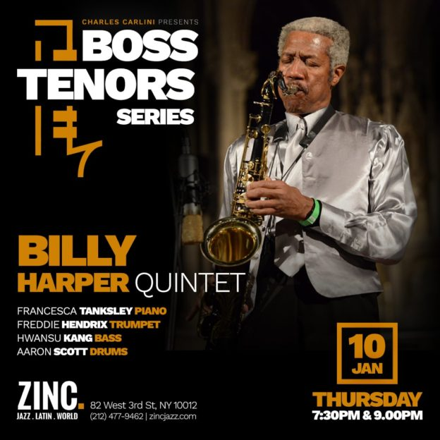 Billy Harper Quintet