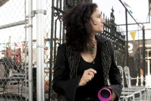 Jessica Lurie and Friends: new music series of all female musicians and composers from the NYC area @ HappyLucky No. 1  734 Nostrand Ave, Crown Heights, Brooklyn, NY 11216