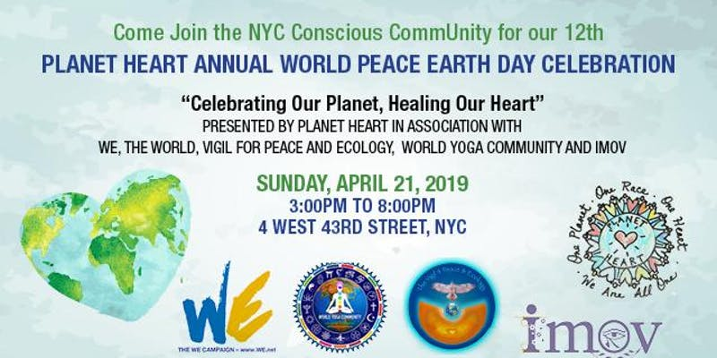 World Peace Earth Day